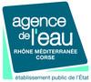 LOGO AGENCE DE L'EAU RMC